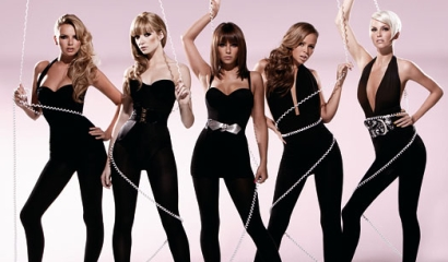 Girls Aloud Get Tangled Up -- Obscure Sound