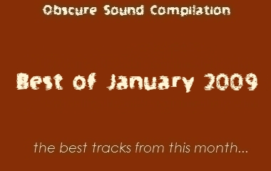 Obscure Sound: Best of January 2009