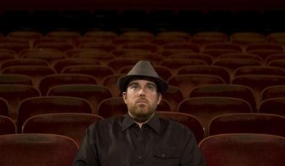 Chris Robley Recites a Movie Theatre Haiku