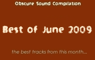 Obscure Sound: Best of June 2009