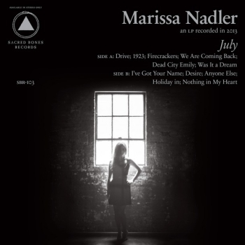 Marissa Nadler - July album cover
