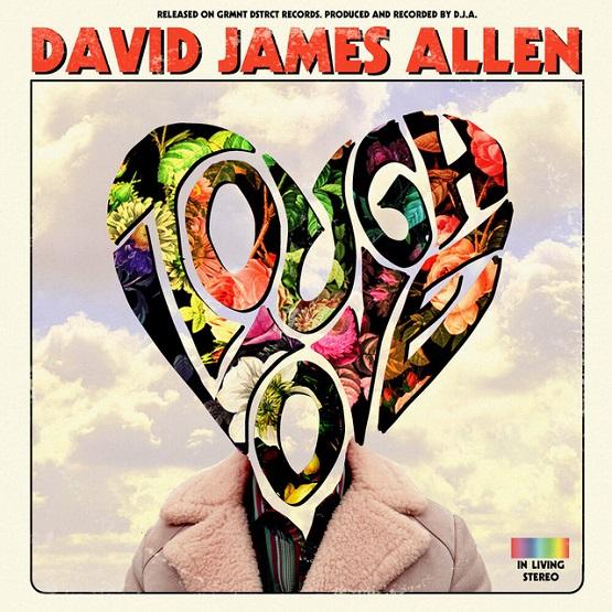"Listen: David James Allen - ""Tough Love"""
