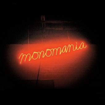 Deerhunter - Monomania cover art