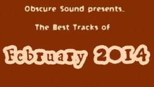 February 2014 music