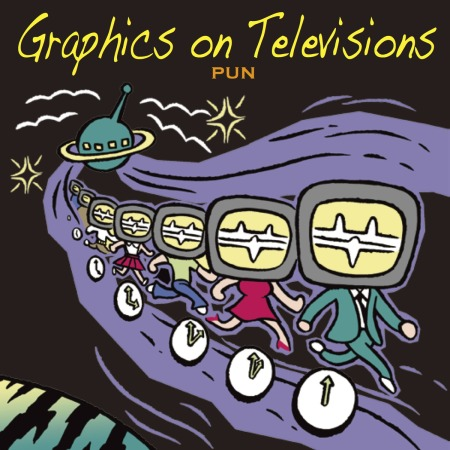 graphics on televisions