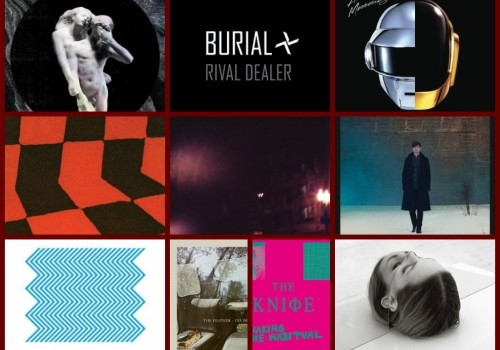 Great Albums from 2013