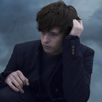 James Blake overgrown