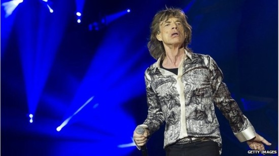 Rolling Stones - New Tour