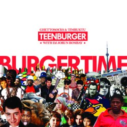 teenburger - burgertime