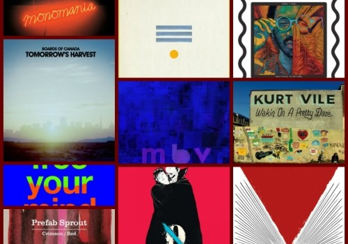 Top Ten Albums of 2013